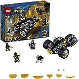 LEGO DC Comics Super Heroes - Batman l'attaque des hiboux - 76110 - Jeu de Construction