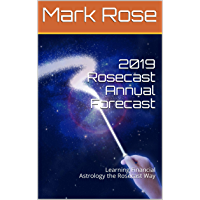 2019 Rosecast Annual Forecast: Learning Financial Astrology with Successful Predictions