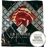 Prosciutto Iberico Pata Negra Affettato a Mano (Spalla) 100% Naturale - 100 grammi Jamon Iberico Stagionato 18-24 Mesi con Pr