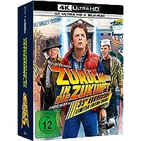 Zurück in die Zukunft - Trilogie 4K UHD Limited Steelbook [Blu-ray]