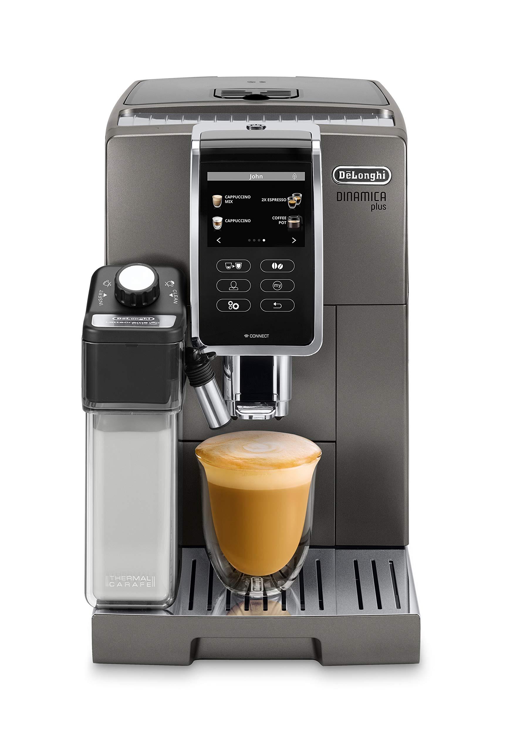 De'Longhi ECAM 370.95.T Dinamica Plus Kaffeevollautomat mit App