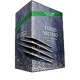 Fuego Valyrio ICE PACK - Incluye 4 vasos de chupitos oficiales
