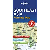 Lonely Planet Southeast Asia Planning Map [Idioma Inglés]