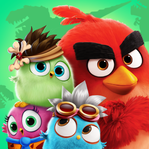 Angry Birds Match (Android Spiele-apps)