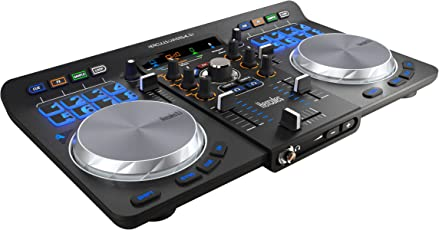 Hercules DJ Universal 4780773 Controller (Black)