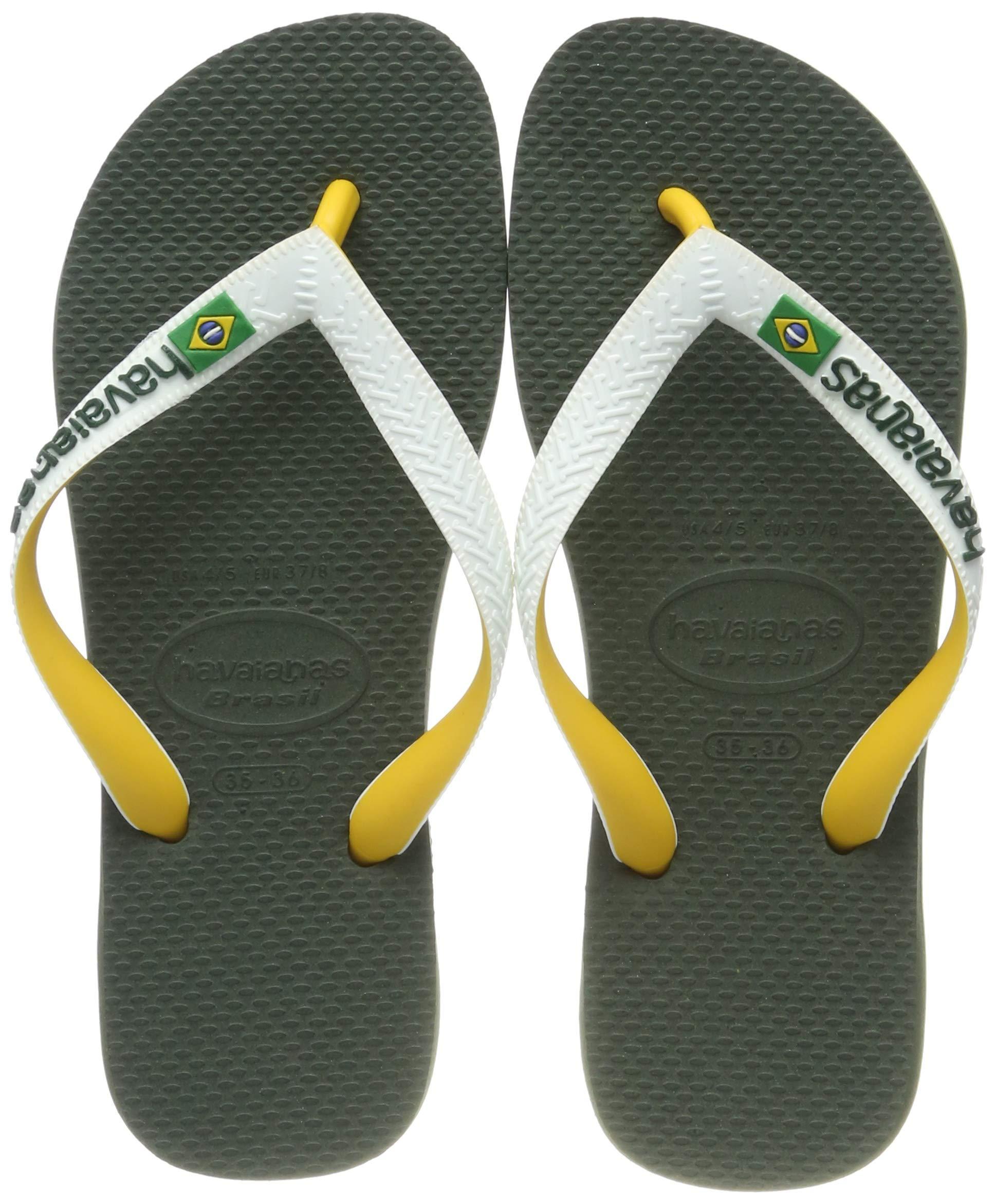wholesale dealer 47503 cdfa2 Havaianas Unisex Adults' Top Flip Flops Gute QualitäT Sandalen