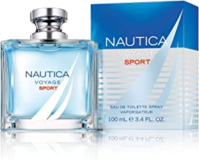 Nautica Voyage Sport Eau de Toilette, 100ml