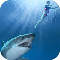 Great White Shark Attack (Ad-Free)