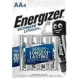 Energizer 639155 - Mignon / LR6 4-pack AA Mignon AA Mignon grijs
