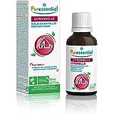 Puressentiel - Anti-pique - Huiles Essentielles pour Diffusion - Diffuse Citronnelle - 100% pures et naturelles - Aide à éloi
