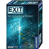 Kosmos Games 694050 - Gioco da Tavolo Exit Game: Sunken Treasure