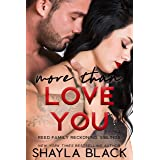 More Than Love You (Reed Family Reckoning Book 3) (English Edition)