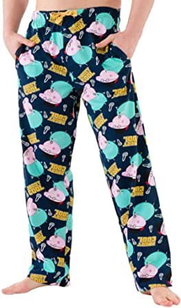 Peppa Pig Mens Lounge Pants Daddy Pig