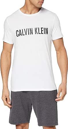 Calvin Klein S/S Crew Neck Parte Superiore del Pigiama Uomo