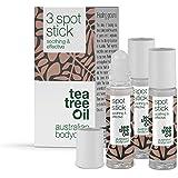 Australian Bodycare Tea Tree Olie Stick - Tea tree stick tegen onzuiverheden voor vlekjes, puistjes en een vette, acne-gevoel