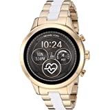 Michael Kors Access Gen 4 Runway Smartwatch - Powered with Wear OS by Google with Heart Rate, GPS, NFC, and Smartphone Notifi