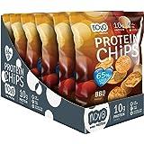 Novo Nutrition Protein Chips (6X30G) 6 Unidades 180 g