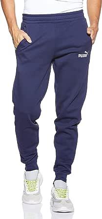 PUMA - Essentials M Fleece Knit P, Pantaloni Tuta Uomo