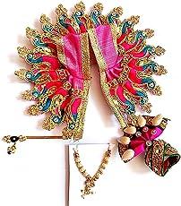 Laddu Gopal Dress Super Soft Combo Size 0 No