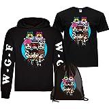 CLOTHING T-Shirt Maglietta Lyon, Sacca Impermiabile con Team Wgf ...