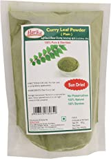 Harika Plain Curry Leaf Powder (Sun Dried & Stemless) 100g