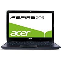 Acer Aspire One 722 29,5 cm (11,6 Zoll) Netbook (AMD C-60, 1GHz, 2GB RAM, 320GB HDD, ATI HD 6290, Bluetooth, Win 7 HP) schwarz