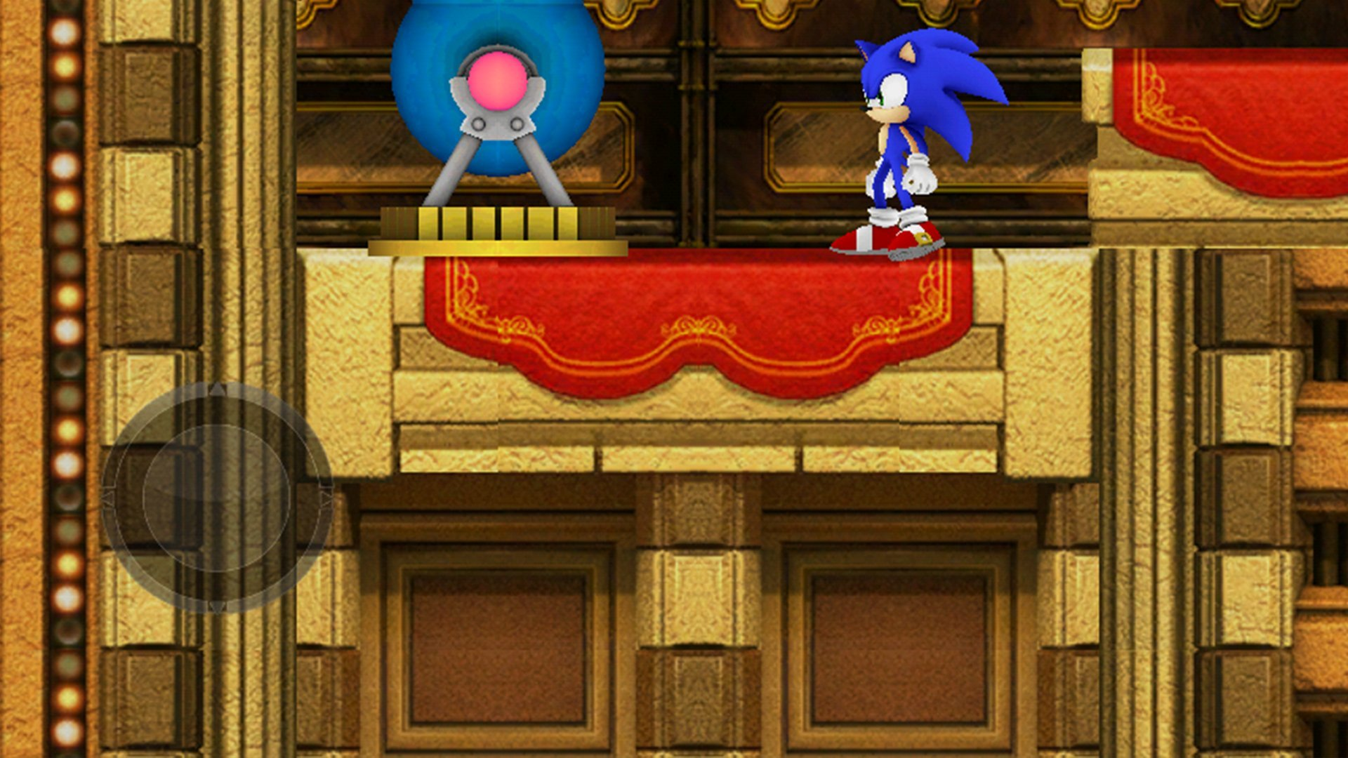 Image of Sonic The Hedgehog 4TM Episode I