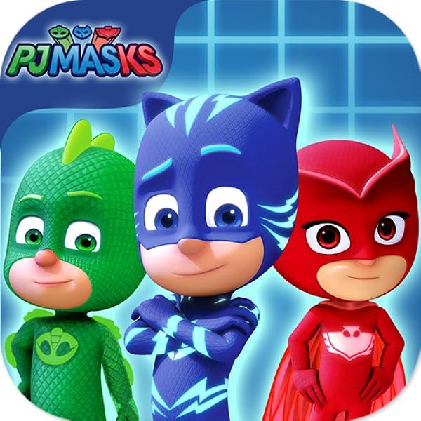 PJ Masks™: Academia de héroes : Amazon.es: Apps y Juegos