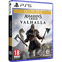 Assassin's Creed Valhalla Édition Gold (PS5)