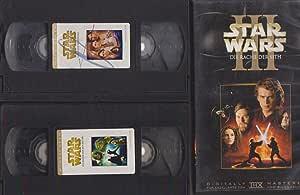 Star Wars Episode 3: Die Rache der Sith [VHS]: Ewan