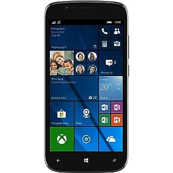 Wileyfox Pro with Windows 10 BUSINESS 4G UK SIM-Free Smartphone - Black