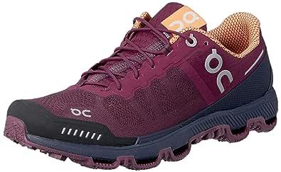 On Running Womens Cloudventure Mulberry