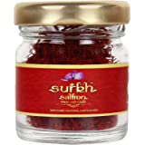 Surkh Saffron - 2 Grams - Premium Pack - 100% Pure I Natural I Untouched Grade 1 Saffron / Kesar