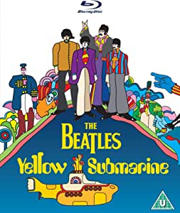 Yellow Submarine [Blu-ray] [2012]