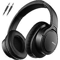 Mpow H7 Bluetooth Kopfhörer over Ear, over Ear Kopfhörer mit Kräftigen Bass Sound, 25 Stunden Spielzeit, Memory Protein…