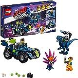 LEGO MOVIE 2 - Le tout-terrain Rex-treme de l'espace Rex ! - 70826 - Jeu de construction