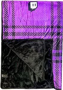 Twitch-Jogginghose mit Batikmuster lila