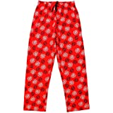 MUFC Official Adults Manchester United Lounge Pants (100% Cotton - Sizes S to XL)