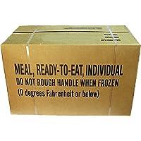 Rations alimentaires de l'armée américaine MRE Rations de combat Boîte A ou B