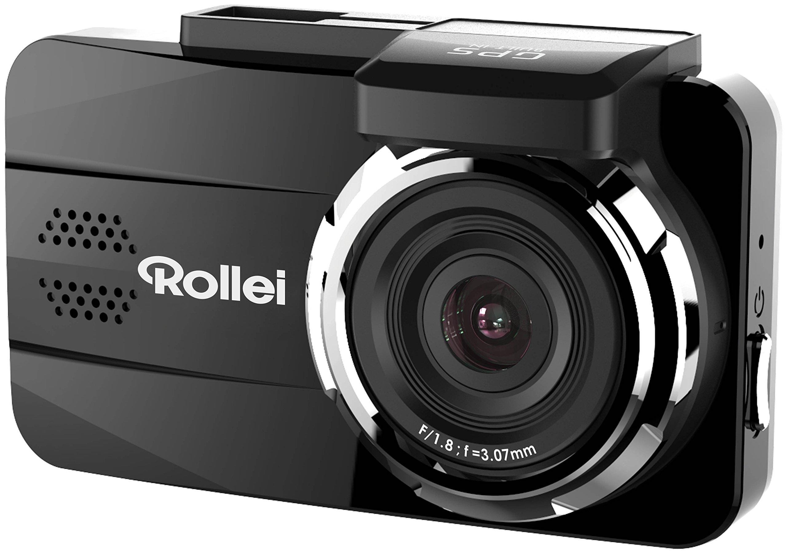 Rollei-CarDVR-308-Hochauflsende-GPS-Auto-Kamera