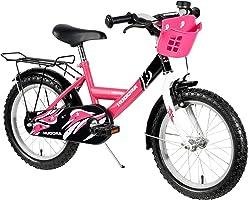 HUDORA Kinder-Fahrrad, 12 Zoll, mit Stützrädern (Zertifiziert und Generalüberholt)
