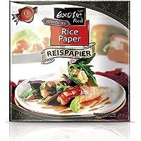 Arnaboldi Fogli di Riso per Involtini, Rice Paper per Involtino Primavera [4 Confezioni da 100g, Totale 400g]