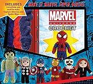 Marvel Universe Crochet