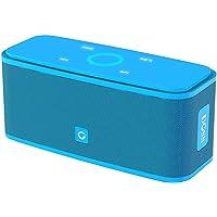 DOSS SoundBox Cassa Bluetooth 12W, Altoparlante Senza Fili Portatile Speaker, Pulsanti Touch, Suono Stereo, Microfono…