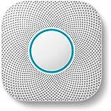 Nest Bescherm 2e generatie rook + koolmonoxide alarm (batterij) [Franse versie]