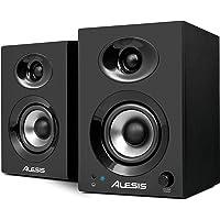 Alesis Elevate 3 MKII - Paire d'Enceintes Multimédia 60 W avec Bass Boost pour Création Vidéo, Gaming, Musique sur PC et…