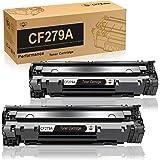 CMYBabee Cartucho de Tóner Compatible Repuesto para HP 79A CF279A para HP Laserjet Pro MFP M26 M26nw M26a HP Laserjet Pro M12