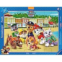 Ravensburger Puzzle Cadre Photo de Famille Pat'Patrouille 37 pièces, 06155