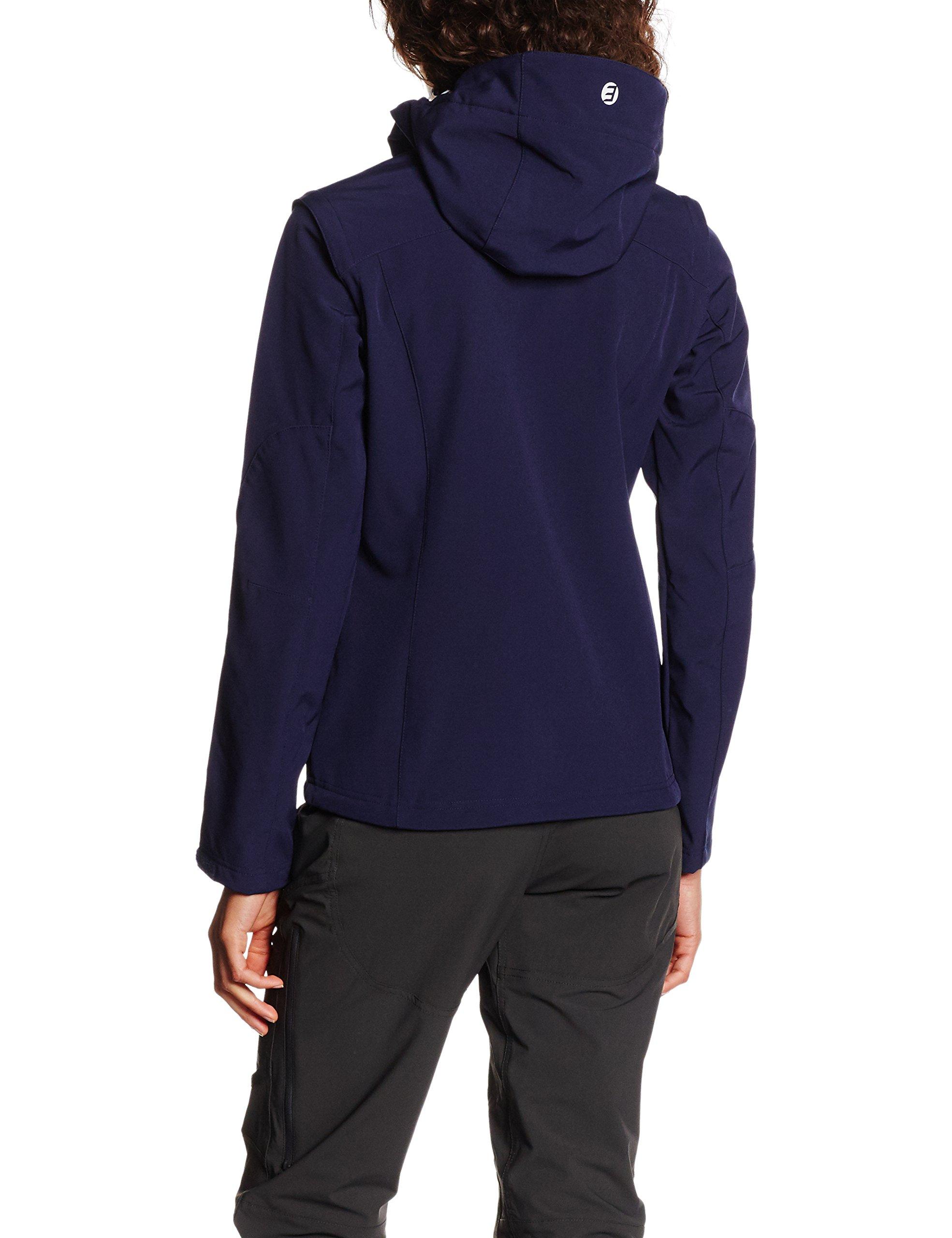 819uGGGhZeL - ICEPEAK Leonie Women's Soft Shell Jacket,