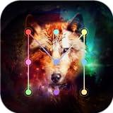 Wolf Lock Screen : Wolf In Jungle Theme Lock
